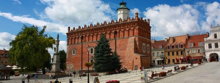 Wycieczki szkolne Sandomierz, wycieczki szkolne Lublin