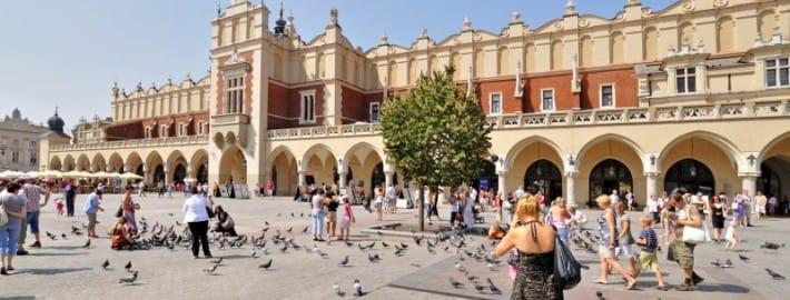 Kraków wycieczki szkolne