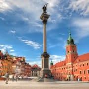 wycieczka szkolna Warszawa