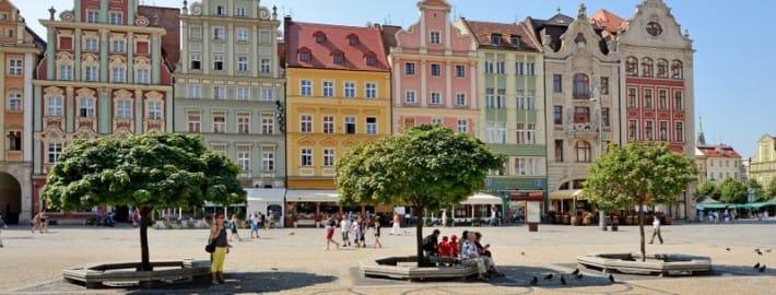 Wrocław w 2 dni