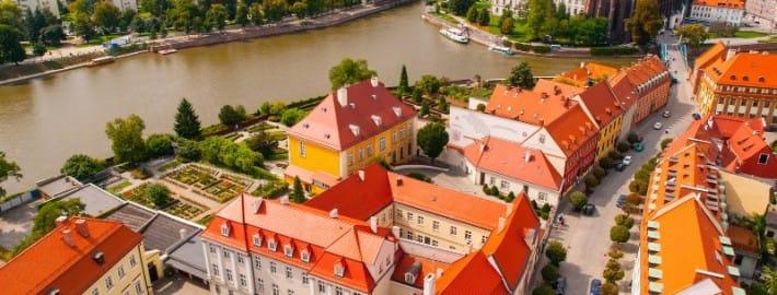 Wrocław w 3 dni