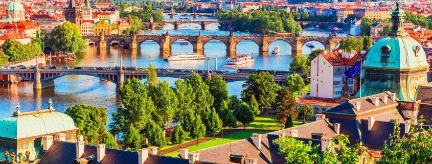 Wycieczki szkolne z Wrocławia do Pragi
