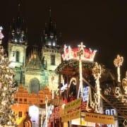 Jarmark Bożonarodzeniowy Praga wycieczka