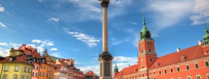 Warszawa wycieczki szkolne
