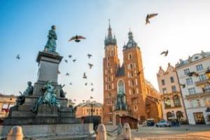 Wycieczki szkolne Kraków